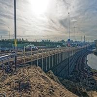 Bypass toe- en afritten Gaasperdammerweg – A9 ter hoogte van Amsterdam